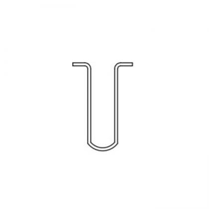 Планка вертикального шва