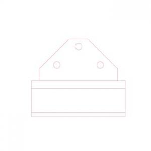 Держатель кассет ДК-01 AISI 430