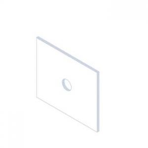 Паронитовая прокладка 60х60х2