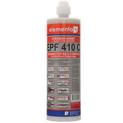 Химический клеевой анкер EPF 410C