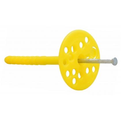 Тарельчатый дюбель-гвоздь TDZM 10x160 мм