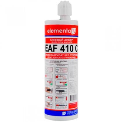Химический клеевой анкер EAF 410C