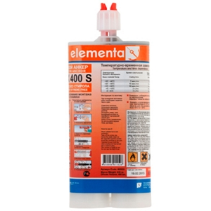 Химический клеевой анкер EXP 400C