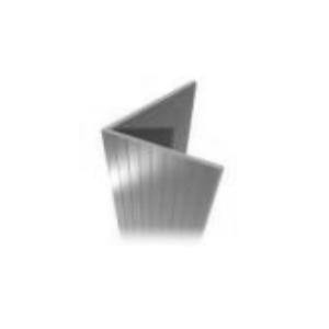 30x30x2 алюминиевый профиль уголок (длина 6 м.п.)