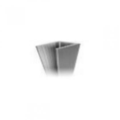 А-06 алюминиевый профиль вспомогательный