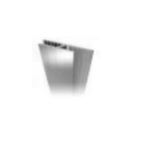 А-07 алюминиевый профиль вспомогательный H-образный